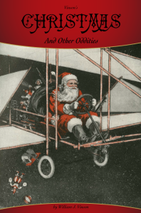 Vinson Christmas Cover Art